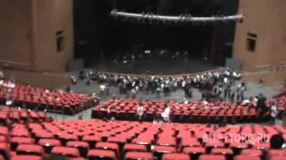 схема зала Крокус Сити Холл, видимость с балкона(, 2012-02-13T23:08:41.000Z)