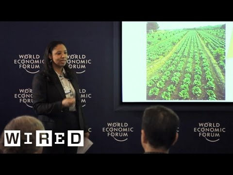 Engineering Sustainable Biofuels: A World Economic Forum Discussion-Ideas @Davos-WIRED Live