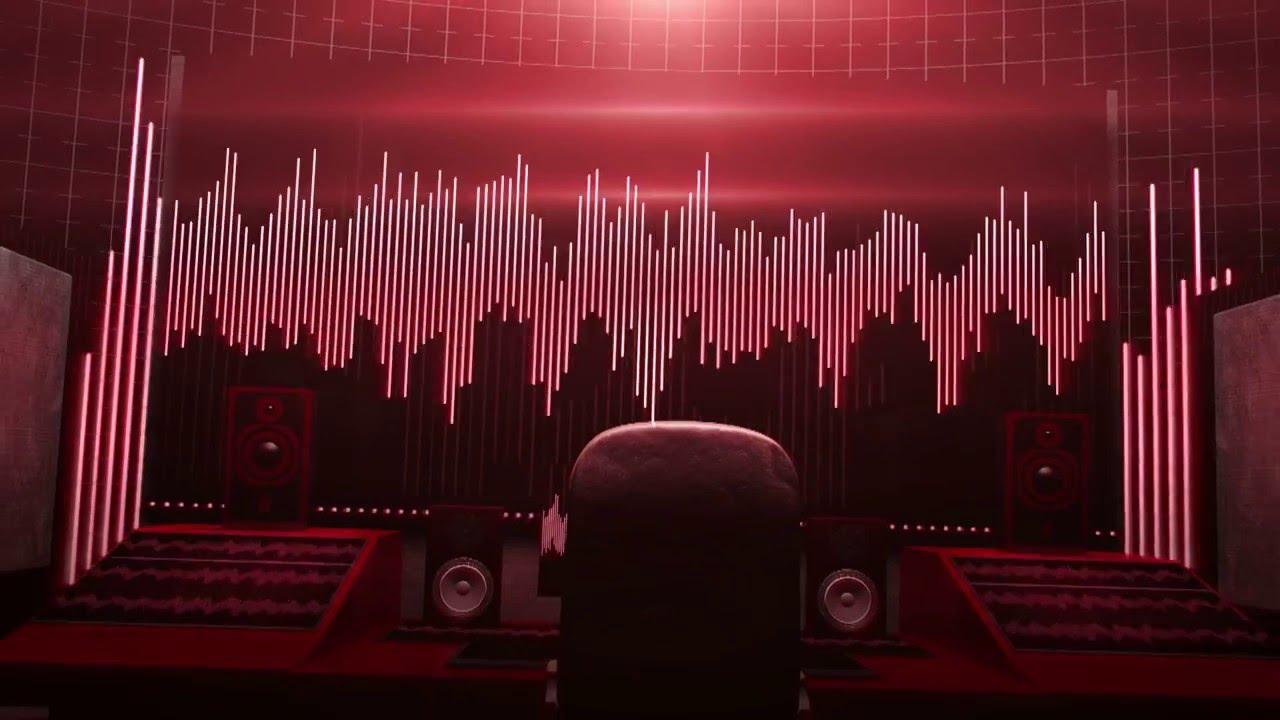 Recording Studio promo animation by IAM77