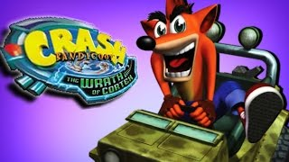 Crash Bandicoot: The Wrath of Cortex (Full Playthrough)