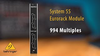 994 Multiples Eurorack Module