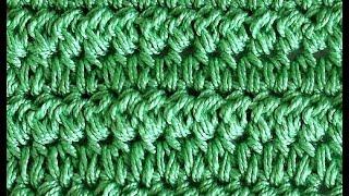 Узор Плотная вязка - Crochet pattern tight binding