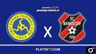 Vienna FC vs SC Mannsdorf full match