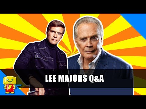 The Six Million Dollar Man Lee Majors Q&A