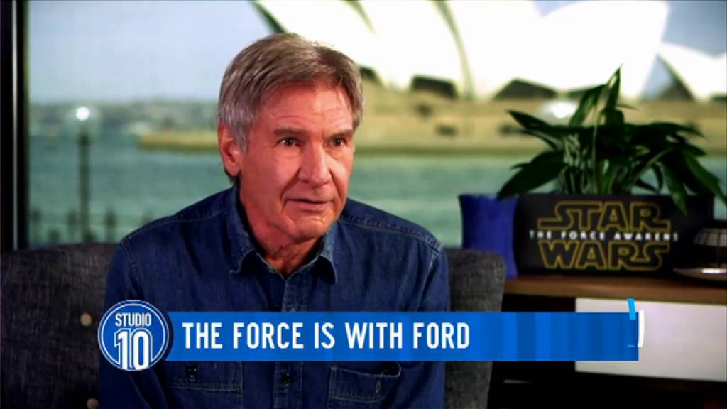 Harrison Ford Disses Donald Trump Over 'Air Force One