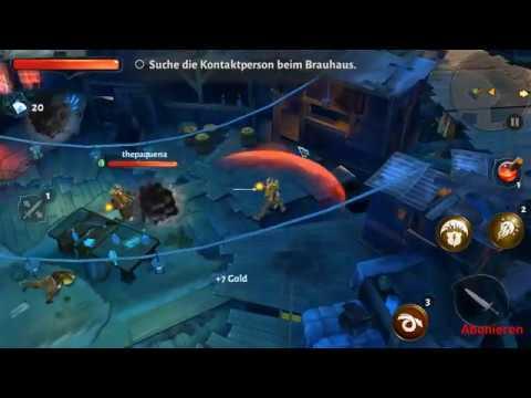 Letsplay Dungeon Hunters 5