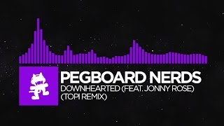 dubstep pegboard nerds downhearted topi remix monstercat ep release
