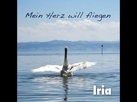 """""""Mein Herz will fliegen"""" - Neue CD von IRIA"""
