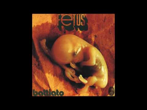 「Franco Battiato - Fetus」の画像検索結果