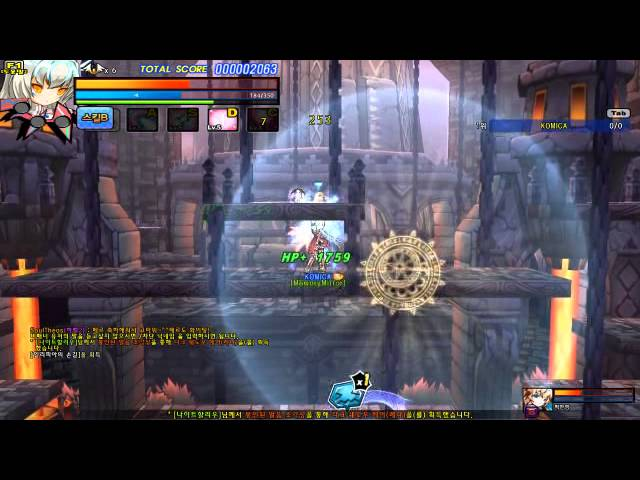 【Elsword】Code Battle Seraph in PVP