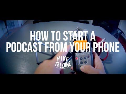 Podcast gyorstalpaló: Így kezdj egy podcastet egy szál telefonnal