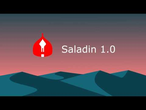 Saladin Version 1.0