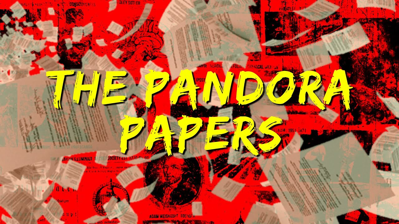Strange News: The Pandora Papers