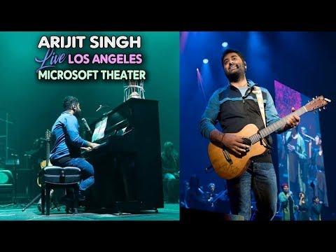 Arijit Singh Live Los Angeles | Microsoft Theater | Magical Performance | USA Tour 2019