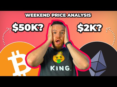 Bitcoin Ready For $50k? Ethereum Going To $2k? [Price Analysis]