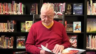Dr. Chuck Curran reads Chicken Cheeks