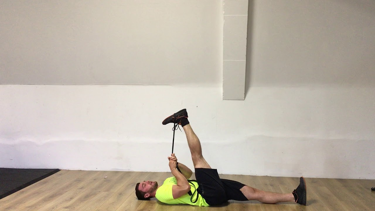 4 Banded Mobility Exercises To Open Up Your Hips