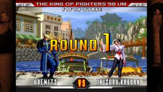 THE KING OF FIGHTERS '98 Ultimate Match Final Edition Playthrough