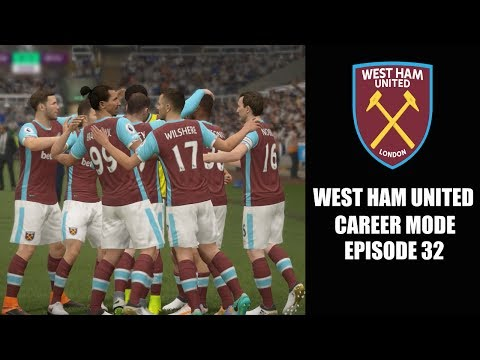 FIFA 17 Indonesia | West Ham United Career Mode #33 – Top of the League!