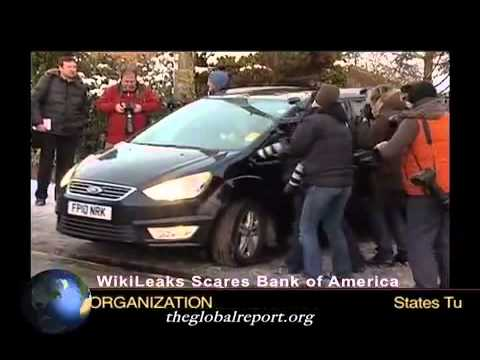 Wikileaks Scares Bank of America