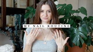 How to Grow Long Nails + Nail Care Routine   Dearly Bethany