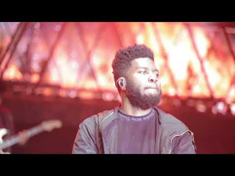 Khalid performs at CSUSB !