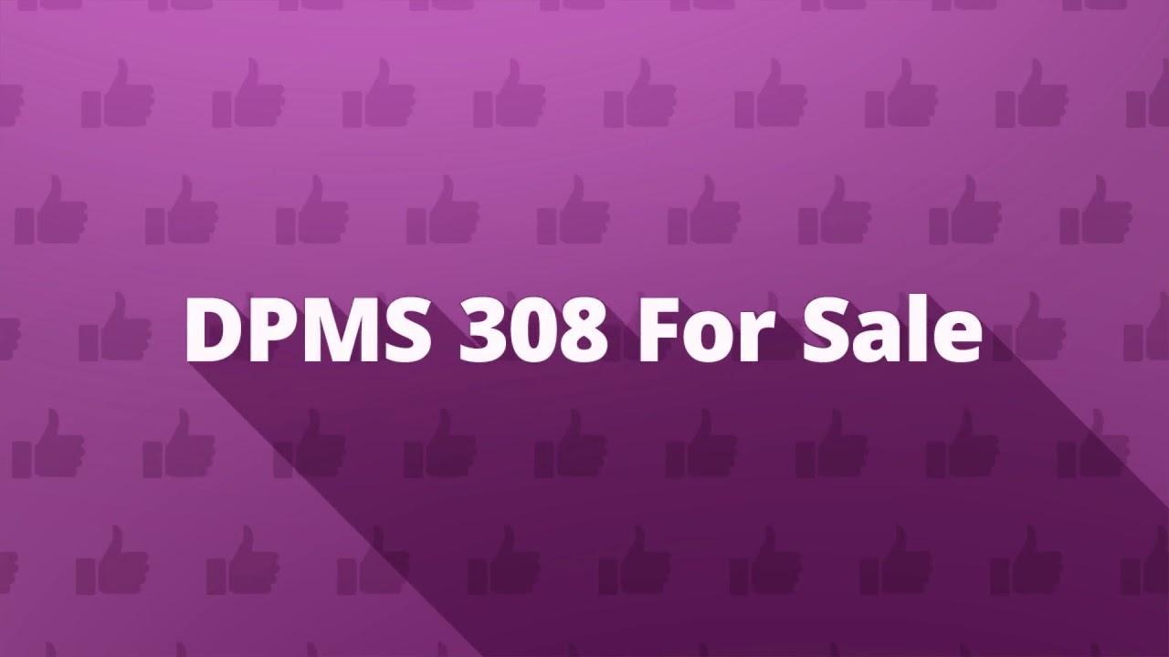 TacOpShop : DPMS 308 For Sale
