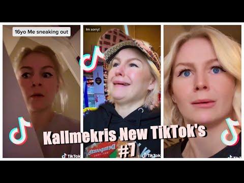 Newest Kallmekris TikTok compilation #7    TikTok Most Watched