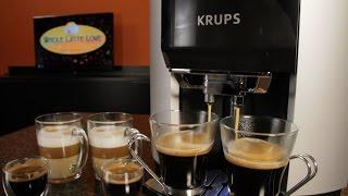 In-Depth: Krups Barista EA9000 Espresso Machine