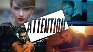 Attention (The Megamix) - AGrande · JBieber · 21Pilots & More - Summer 2017 (T10MO)