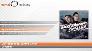 DafHouse feat. Soraya Vivian - Dreamer [Official Teaser]