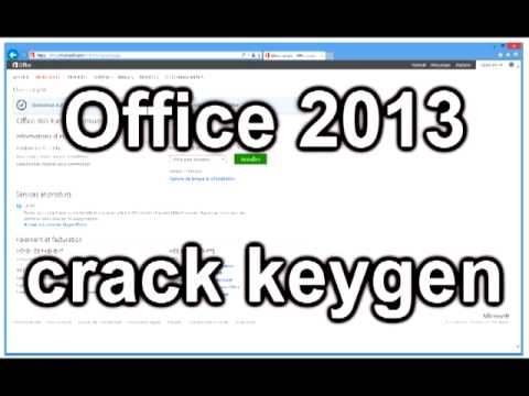 telecharger crack de microsoft office 2013