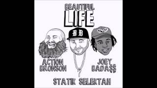 Statik Selektah - Beautiful Life Instrumental