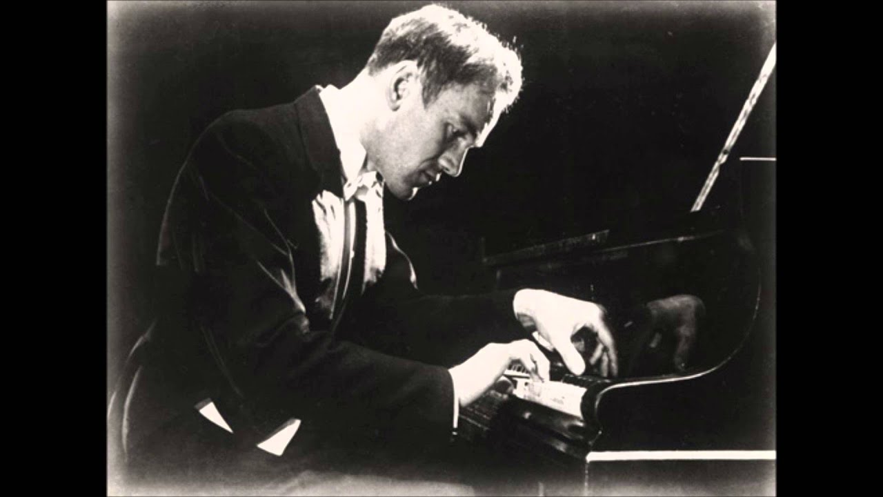 Sviatoslav Richter - Sergei Prokofiev Sonata №8 - 8-я Соната