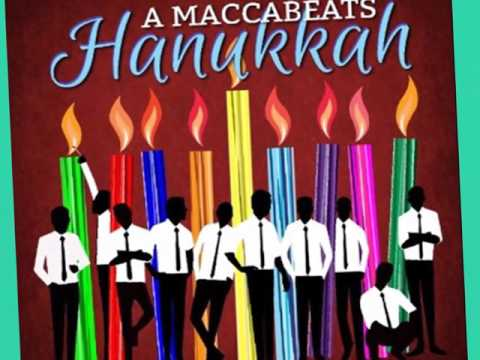 The Maccabeats Oh Hanukkah( LYRICS)