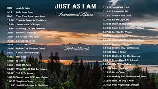 Download JUST AS I AM - Peaceful Instrumental All Time Hymns by Lifebreakthrough