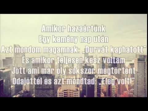 OneRepublic - Let's hurt tonight [MAGYARUL]