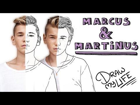 MARCUS & MARTINUS | Draw My Life