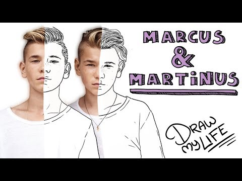 MARCUS & MARTINUS   Draw My Life