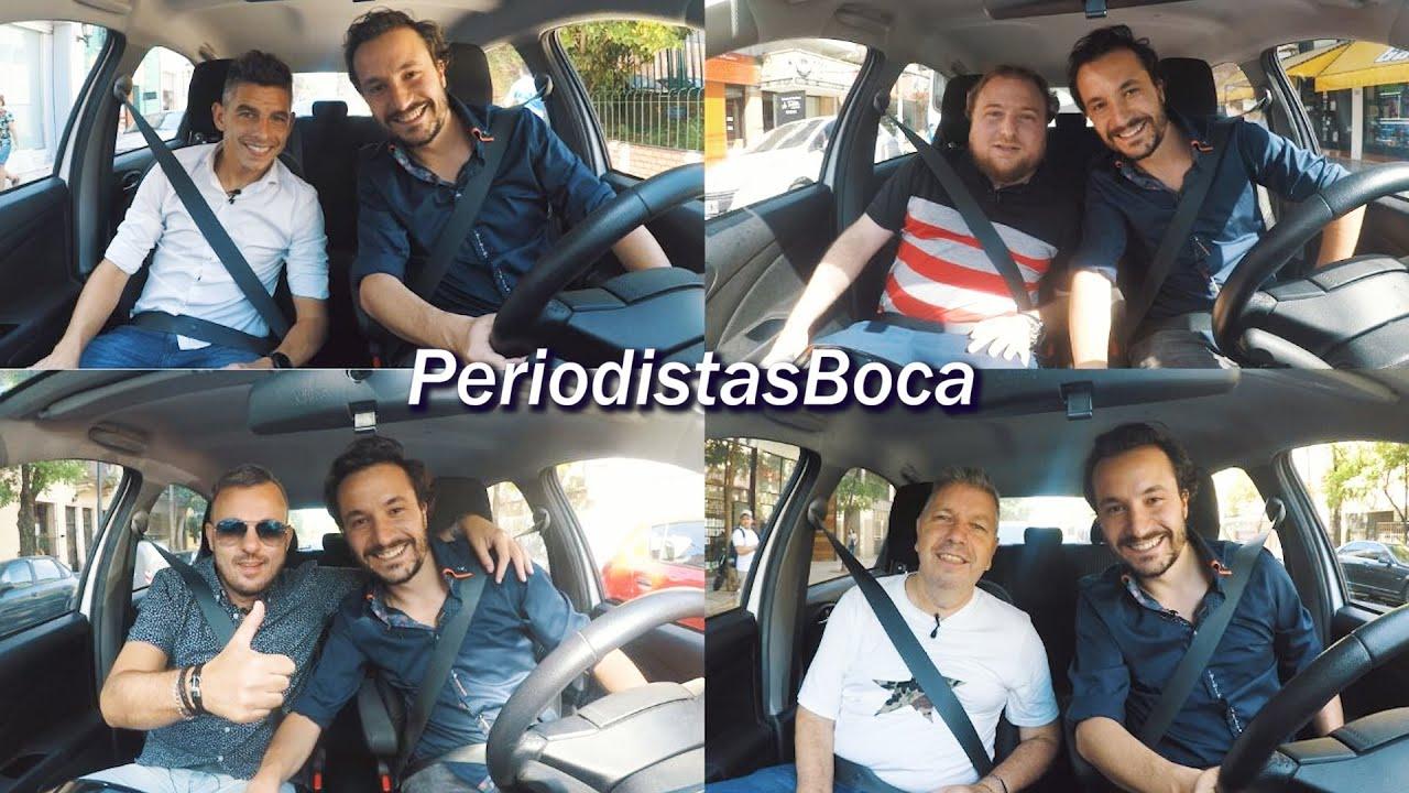 #SubiQueTeLlevo - Periodistas Mundo Boca