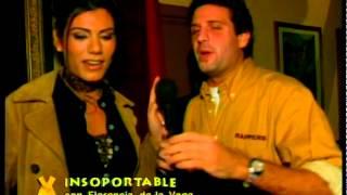 El Insoportable con Florencia de la V - Video Match 1997