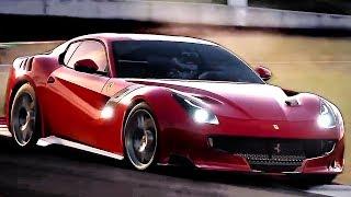 Project CARS 2 Ferrari Trailer (2018, PS4)