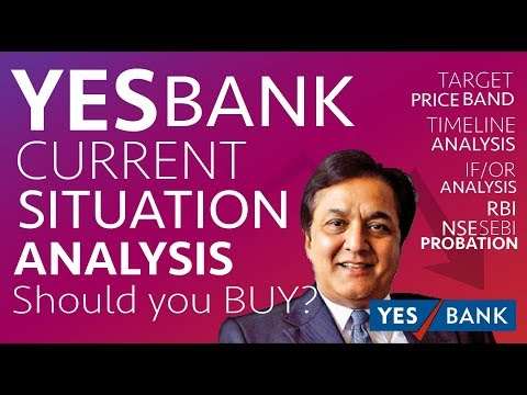 YES Bank Current Situation Analysis - Should you Buy ? | Indian Stock Market
