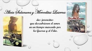 Alicia Salanueva y Merceditas Laserna