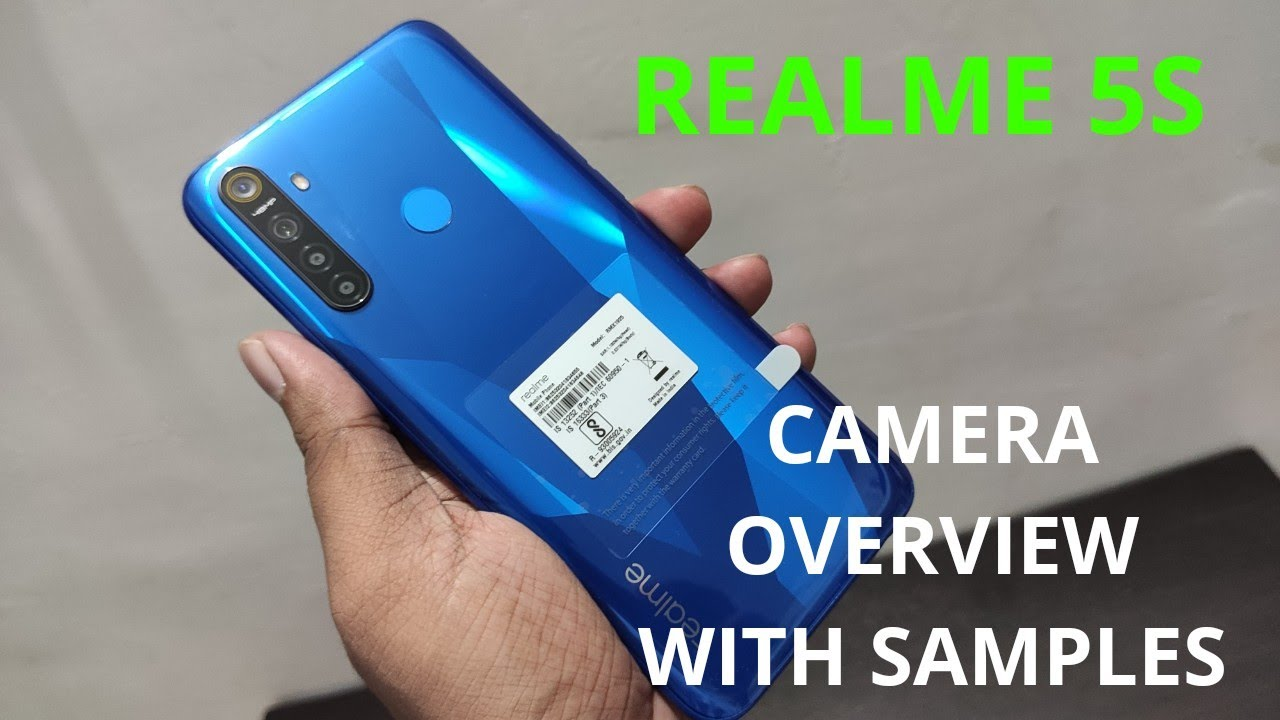 Download Realme 5S : Camera Settings Overview With Samples
