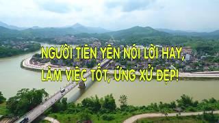 Thị trấn Tiên Yên 60 năm xây dựng và trưởng thành
