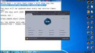 advanced systemcare ultimate 12 rc license key