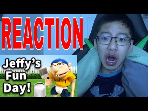SML Movie: Jeffy's Fun Day Reaction!