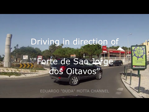 "ON THE ROAD #15 PORTUGAL - CASCAIS a GUINCHO Beach - by EDUARDO ""DUDA"" MOTTA CHANNEL"