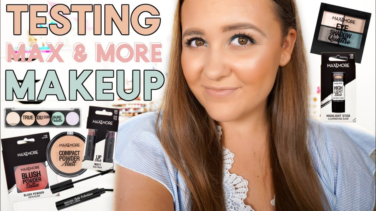Testing New Action Max More Makeup Nothing Over 1 50 Youtube